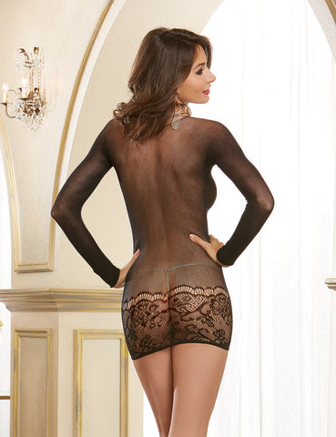 Versatile Sheer Bodystocking