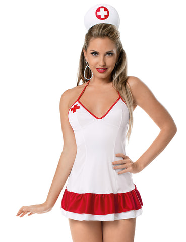 """Very Naughty Nurse"" Costume"