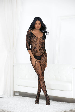 Escante Lace Bodystocking