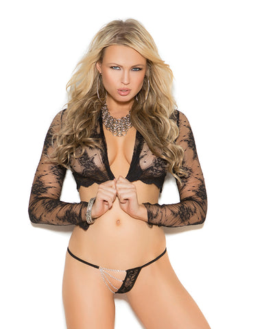 Chains and Lace G String