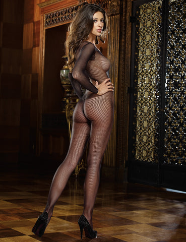Amsterdam Fishnet Bodystocking