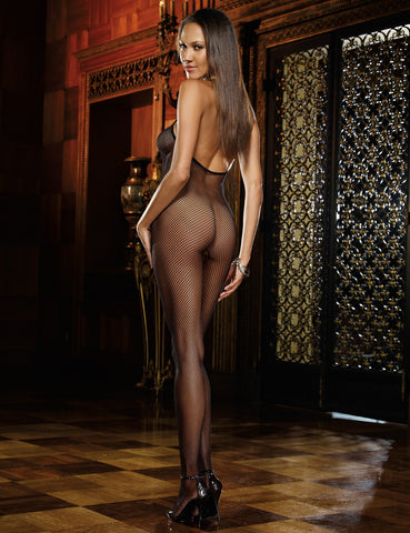 Madeira Fishnet Bodystocking