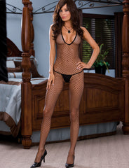 Munich Diamond Net Bodystocking - just damn sexy  - 1