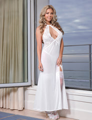 Pure Bliss Keyhole Gown