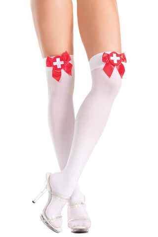 Sexy Nurse Thigh Highs