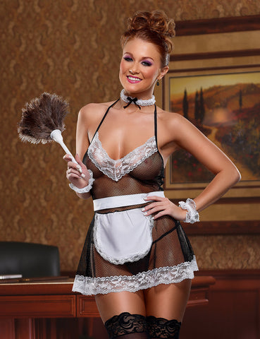 Bedroom Fantasy Chamber Maid