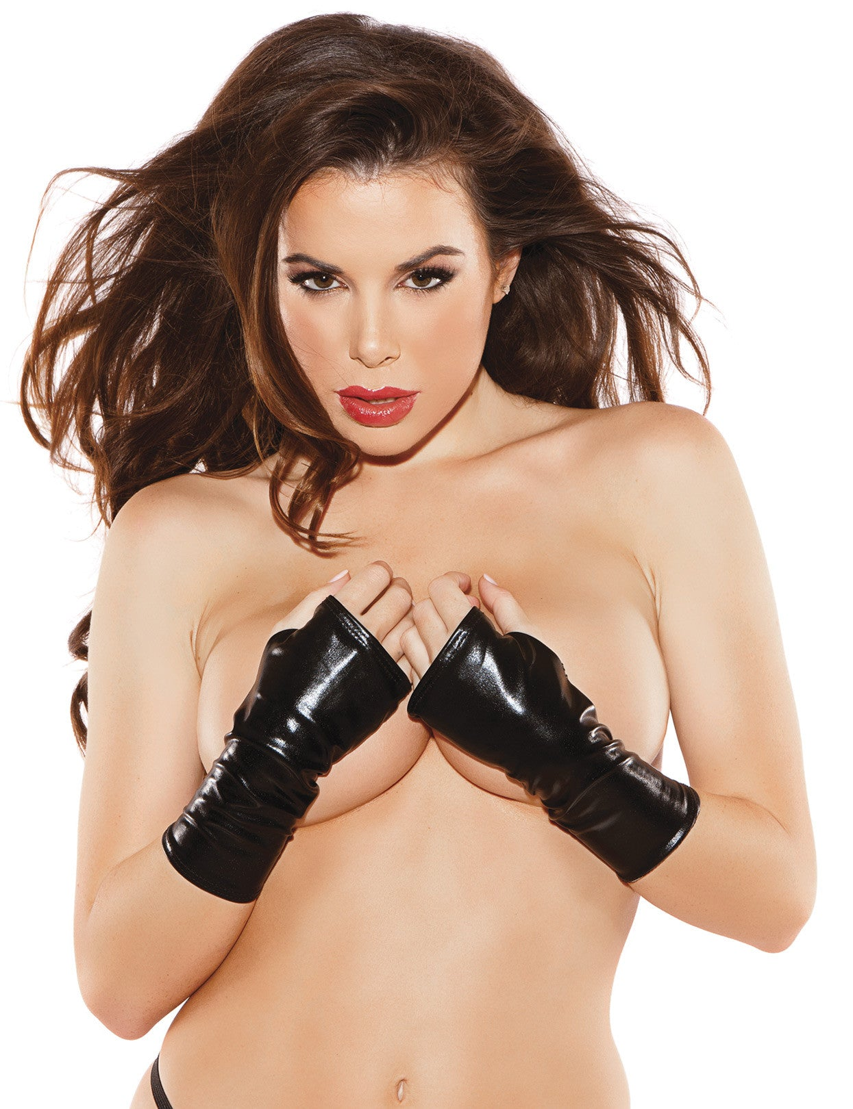 Naughty Kitten Gloves - just damn sexy