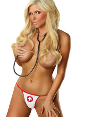 "O.M.G. ""Critical Care"" G-string - just damn sexy  - 1"