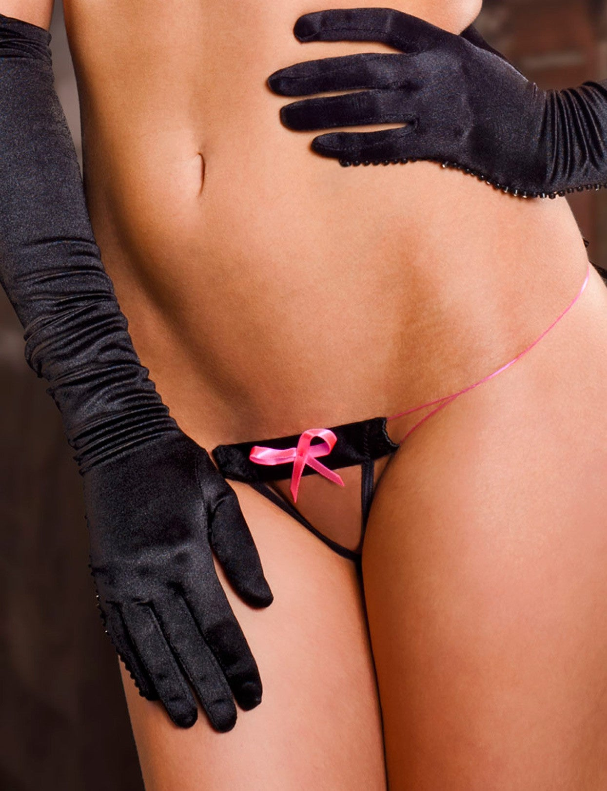 Almost Invisible Micro G-String - just damn sexy  - 1