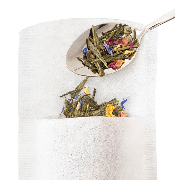 100 TEA FILTERS, biodegradable, size S 1