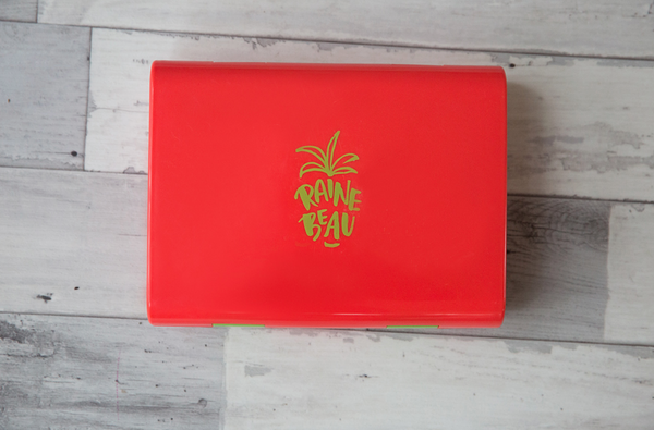 RAINEBEAU WATERMELON LUNCH BOX