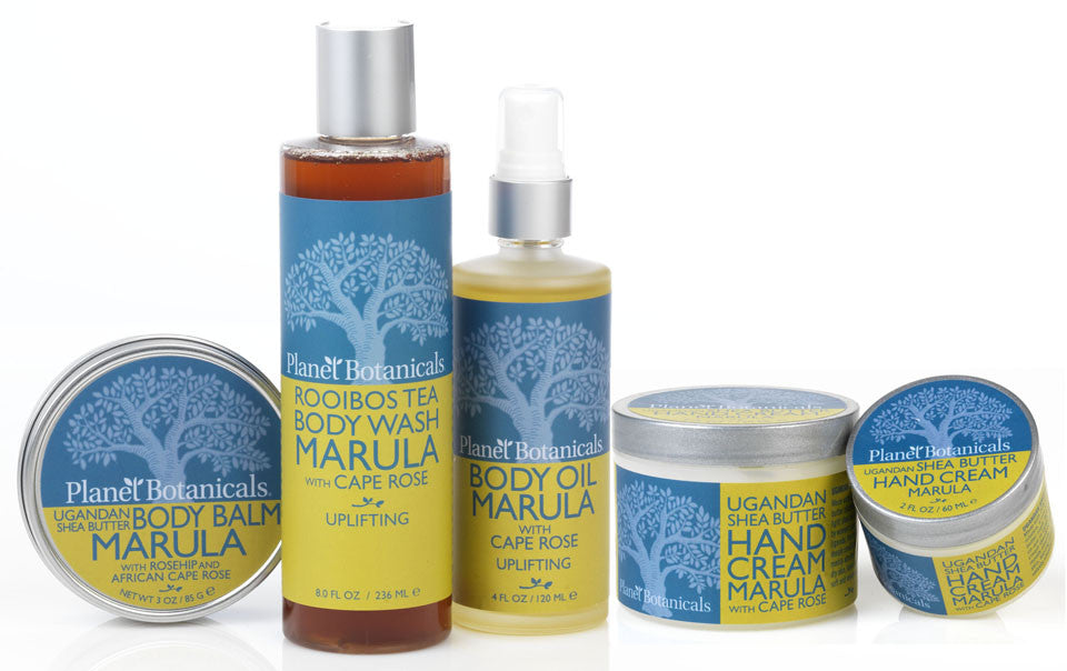 Marula Fruit Oil Collection