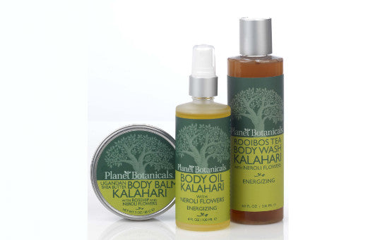 Kalahari Melon Oil Collection