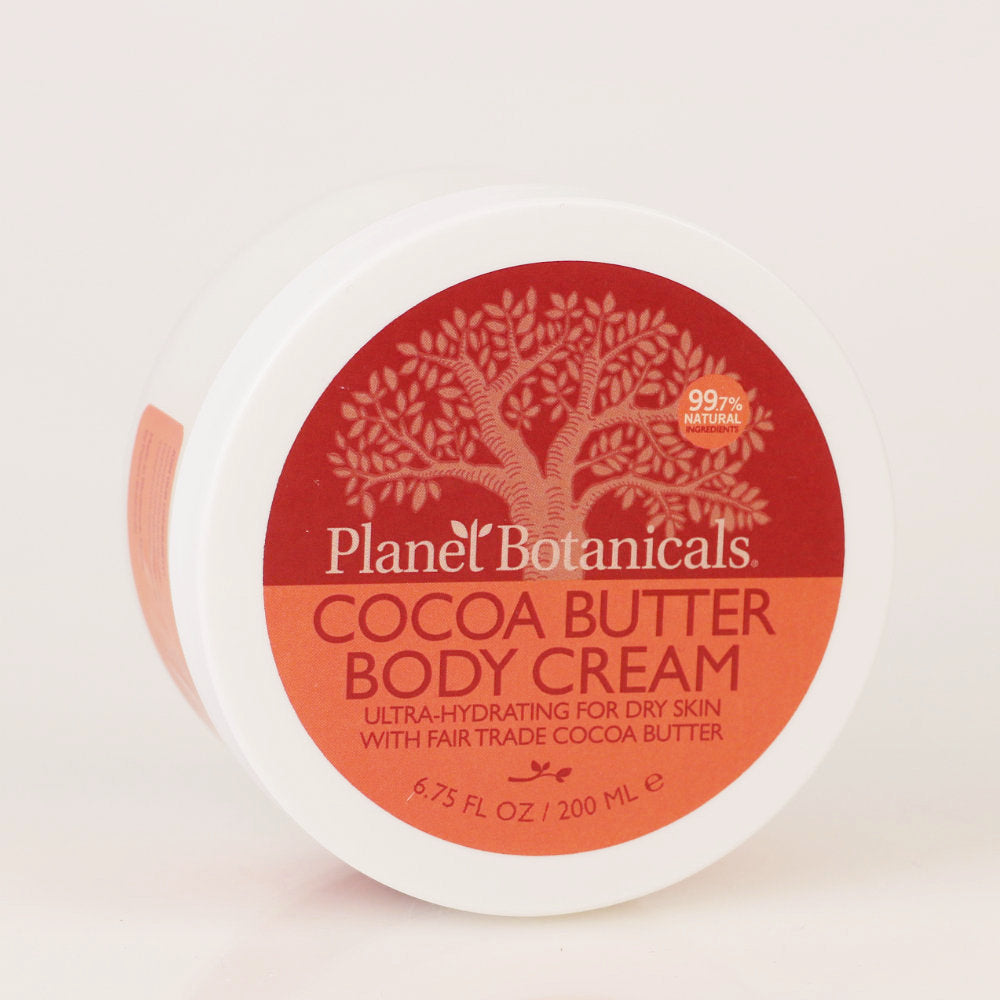 Cocoa Butter Body Cream, An Ultra Rich Moisturizer