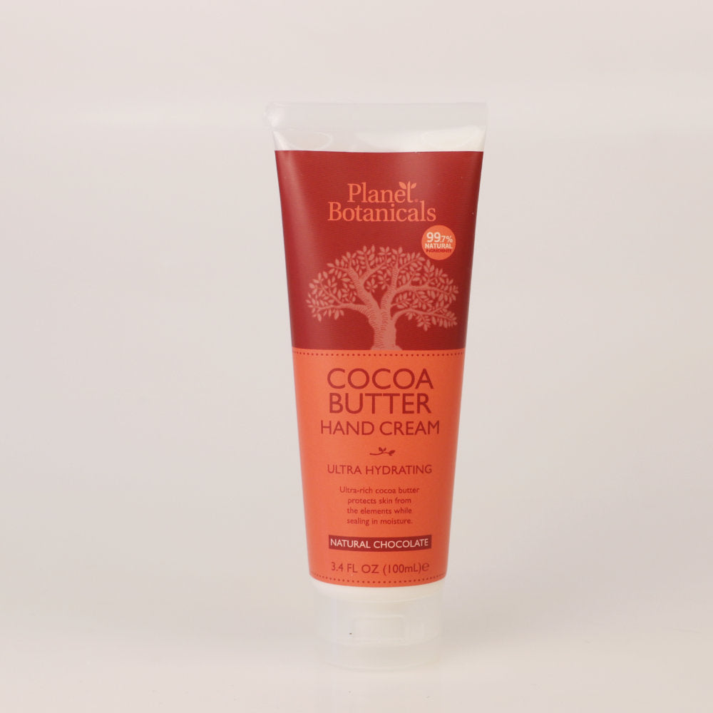 New! Cocoa Butter Hand Cream, 3.4 oz tube