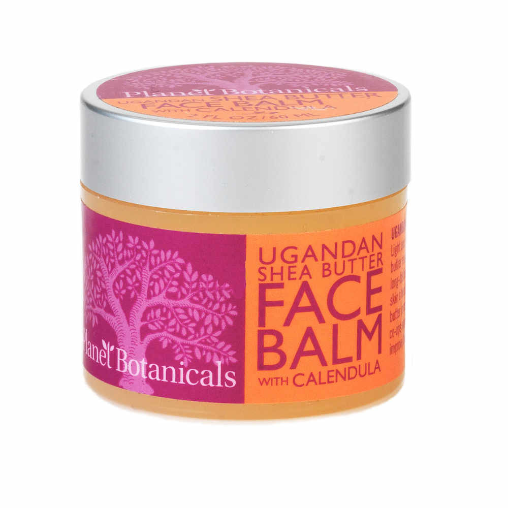 Face Balm Night Cream with Ugandan Shea Butter