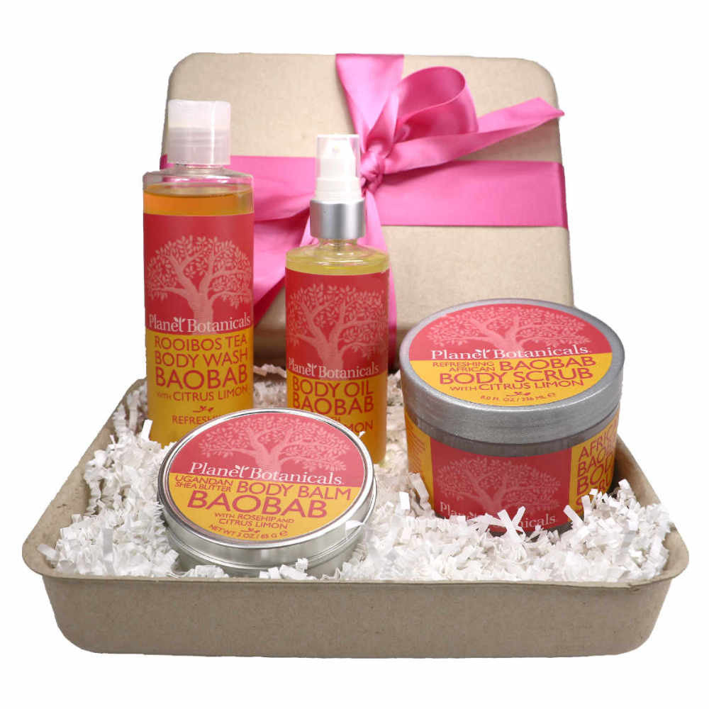 Baobab Indulgences Gift Set