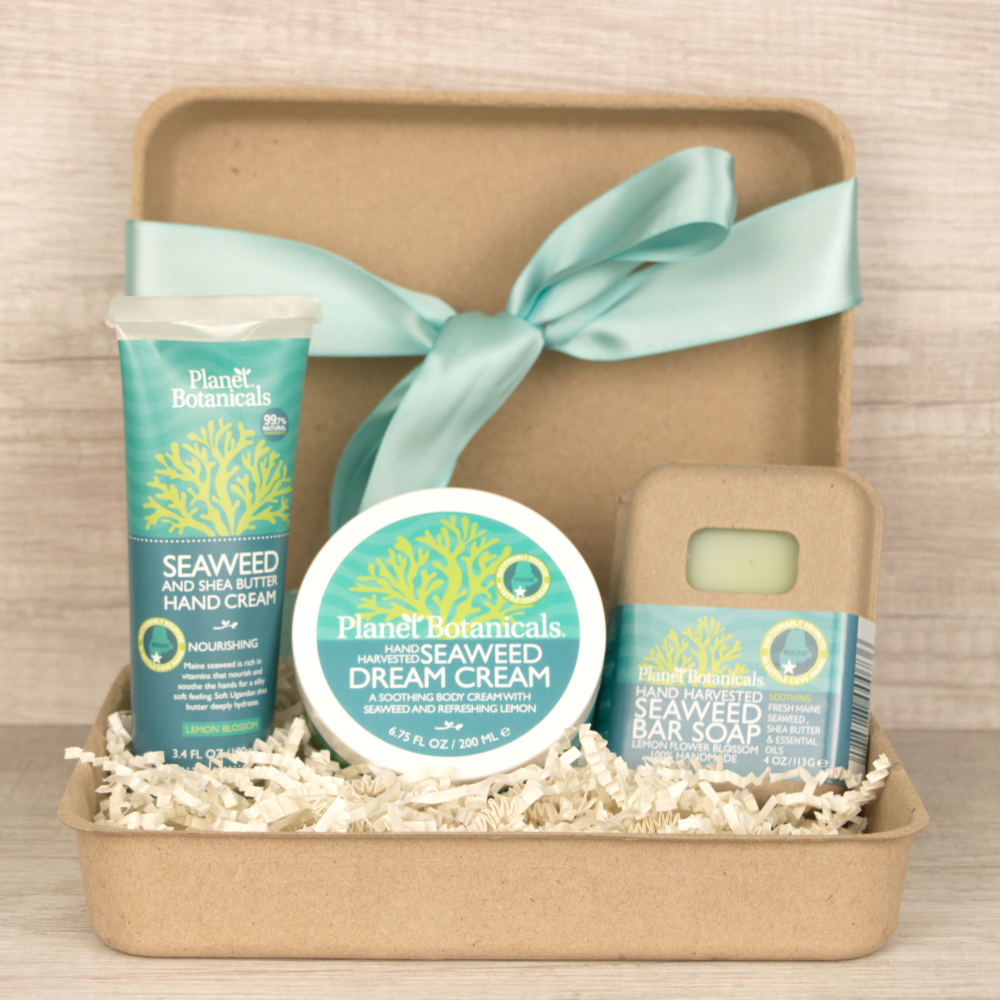 Luxurious Seaweed Skin Hydrator Gift Set