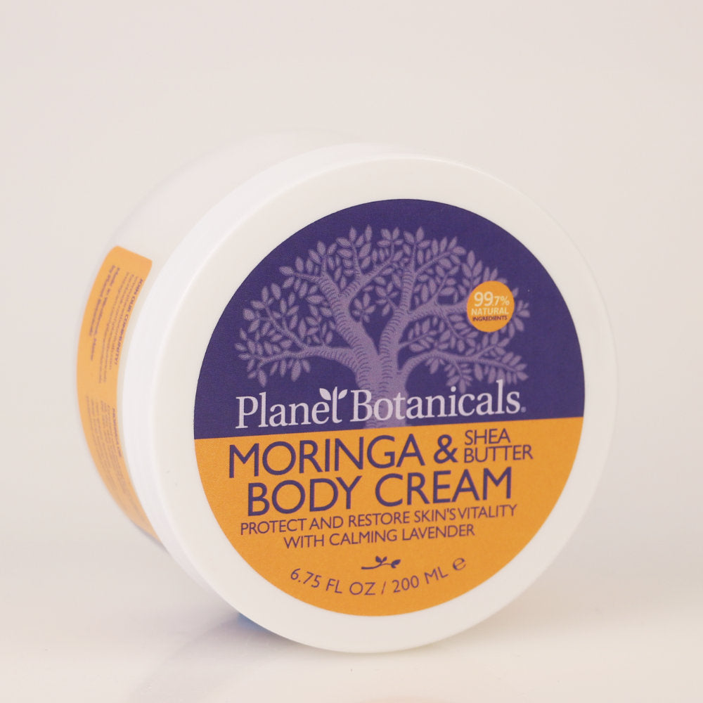 Moringa Oil and Ugandan Shea Butter Body Cream