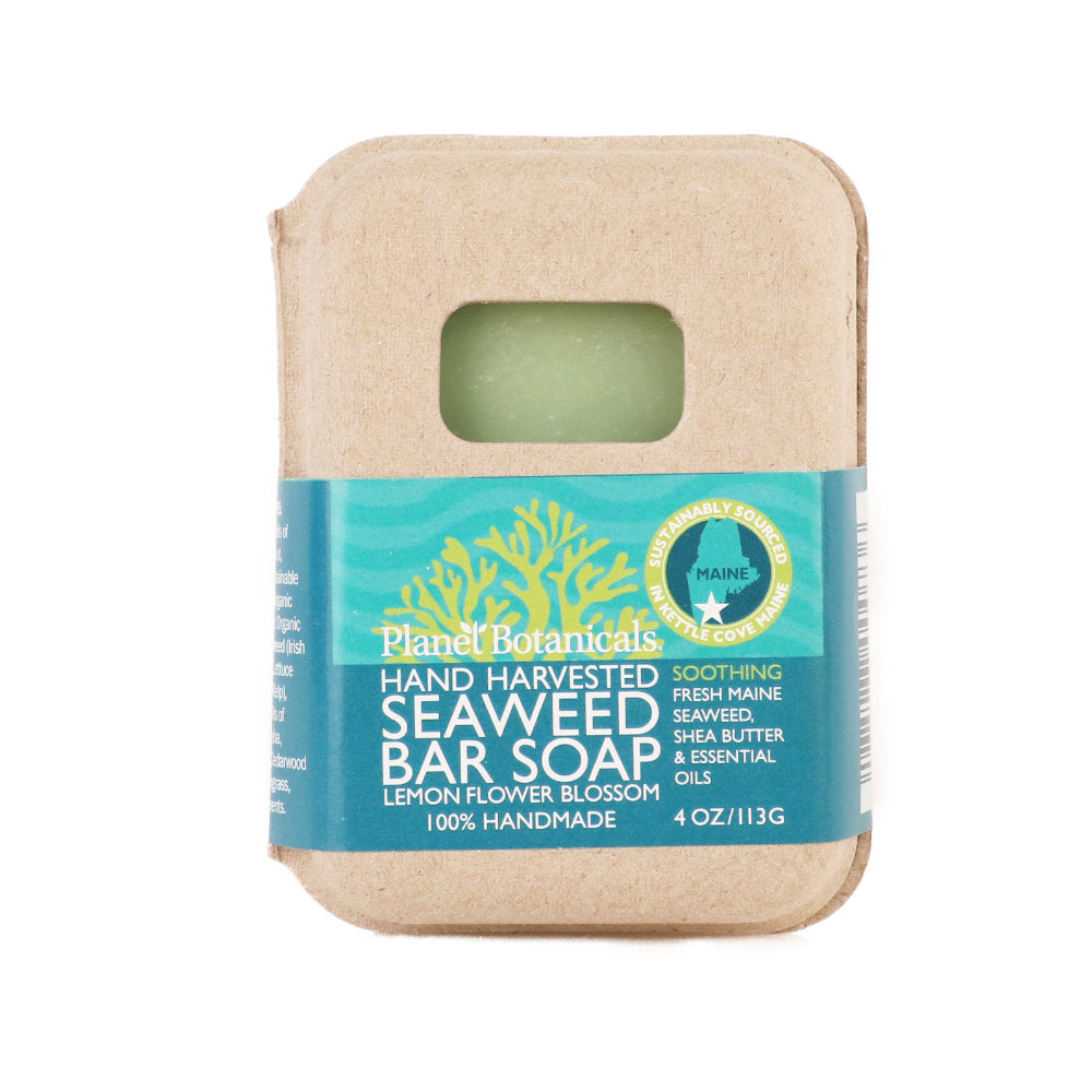 Seaweed Bar Soap