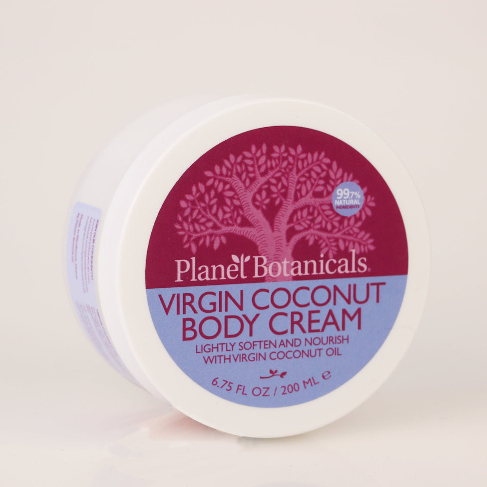Virgin Coconut Body Cream