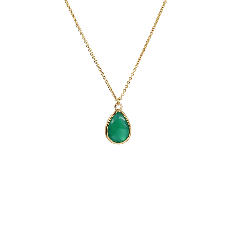TW Green Necklace