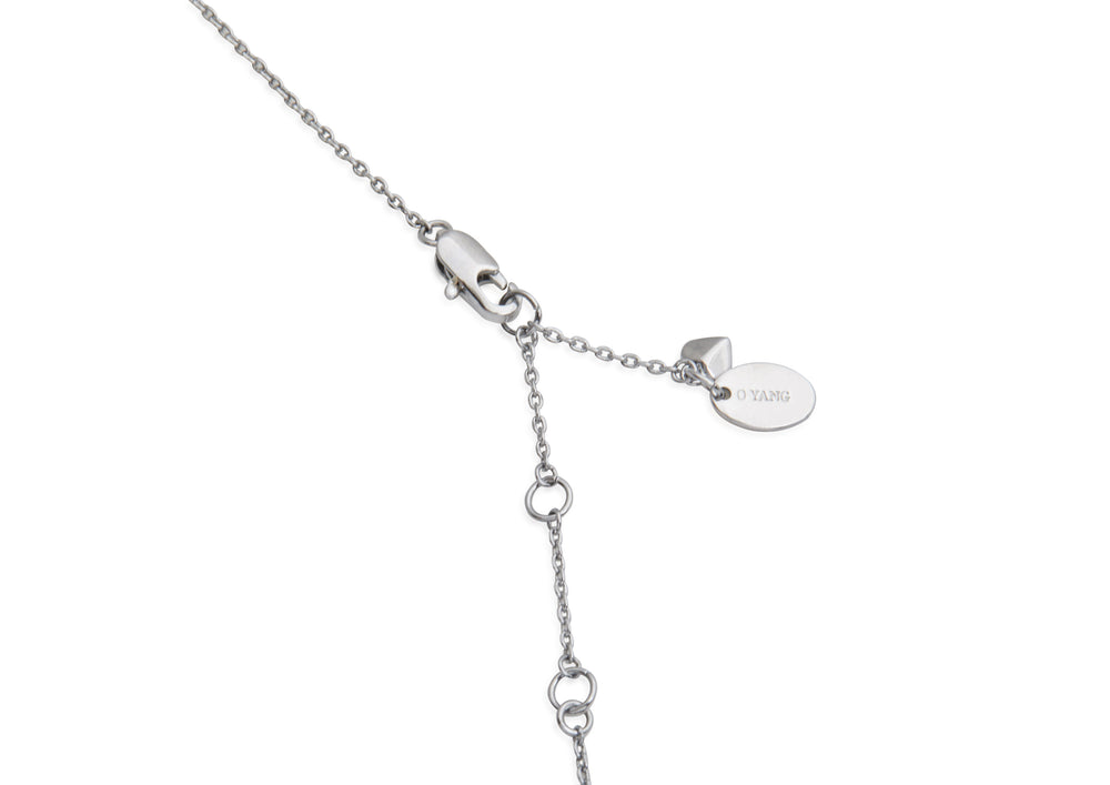 ONE Silver Necklace