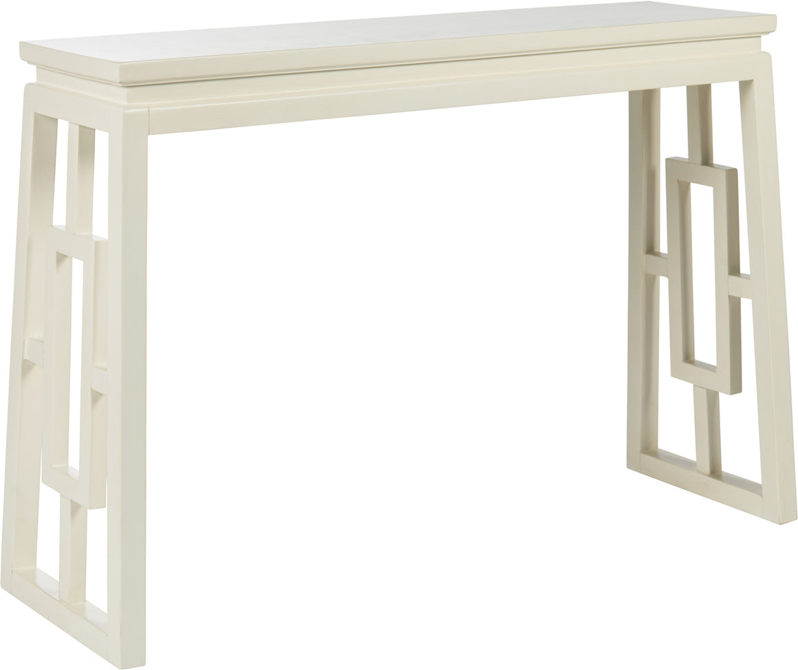 White Cross Console