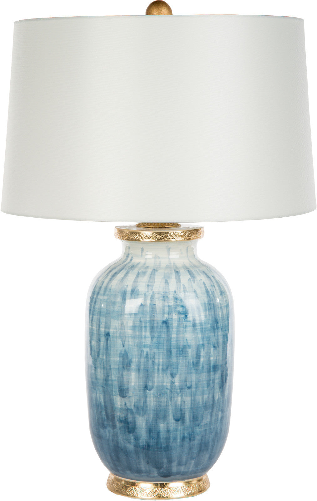 Table lamps bradburn home veranda blue aloadofball Gallery