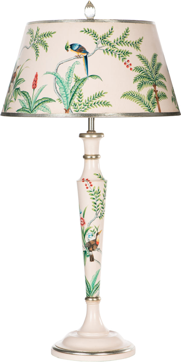 VISTA ROSE LAMP