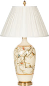 CALLA CREAM LAMP