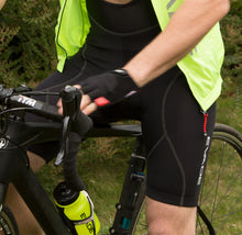 EVADE Touring Cycling Bib Short with 3D Gel Pad - Evade Sport