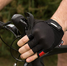 EVADE Gel-Lite Short Fingered Cycling Glove - Evade Sport