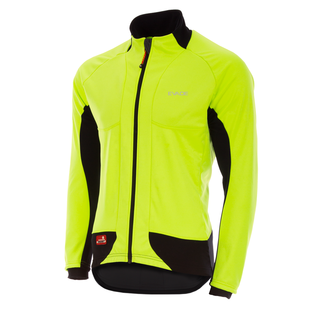 Evade Sport Road Cycling Escape Jacket - Neon / Black