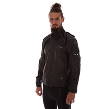 EVADE LED Commuter Cycling Jacket - Evade Sport