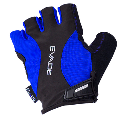 EVADE Gel-Flex Short Fingered Cycling Glove - Evade Sport