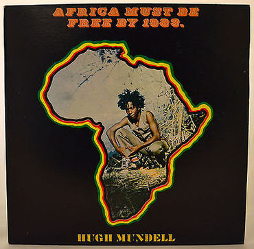 Hugh Mundell 'Africa Must Be Free By 1983' LP