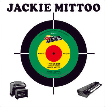 Jackie Mittoo 'The Sniper' 7""