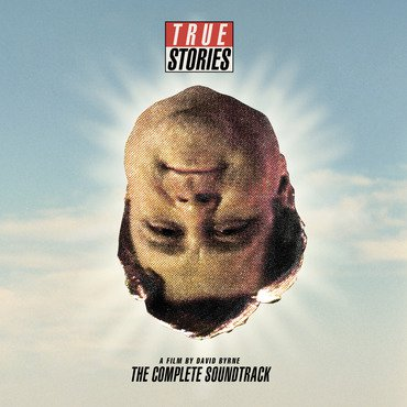 David Byrne / Various 'True Stories, A Film by David Byrne: The Complete Soundtrack' 2xLP