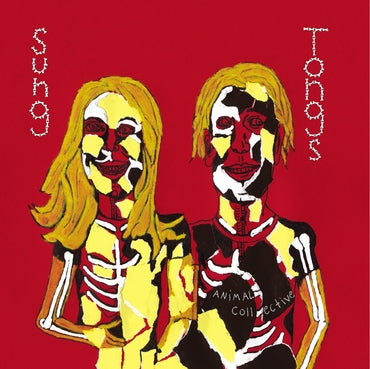 Animal Collective 'Sung Tongs' 2xLP