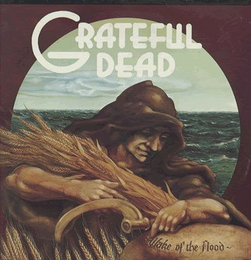 Grateful Dead 'Wake Of The Flood' LP