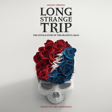 The Grateful Dead 'Long Strange Trip - Original Soundtrack' 2xLP
