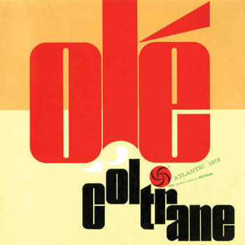 John Coltrane 'Ole' LP (Mono Edition)