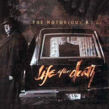 Notorious B.I.G. 'Life After Death' 3xLP