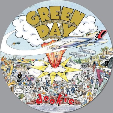Green Day 'Dookie' LP Picture Disc