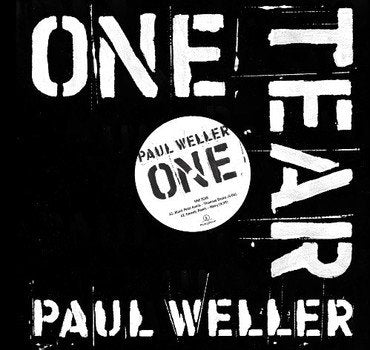 Paul Weller 'One Tear' 12""