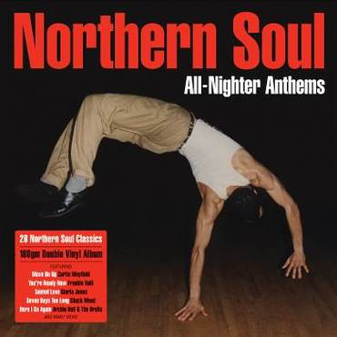 Various 'Northern Soul: All Nighter Anthems' 2xLP