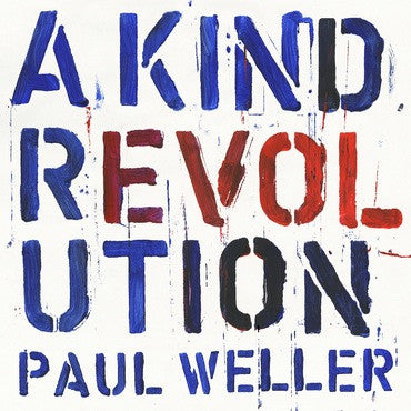 "Paul Weller 'A Kind Revolution' LP / 10"" Box Set"