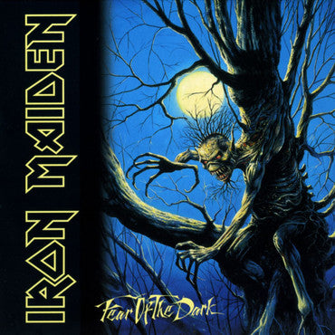 Iron Maiden 'Fear Of The Dark' 2xLP