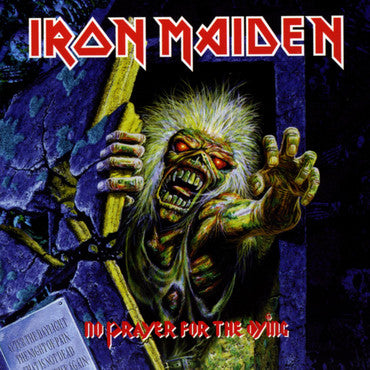 Iron Maiden 'No Prayer For The Dying' LP
